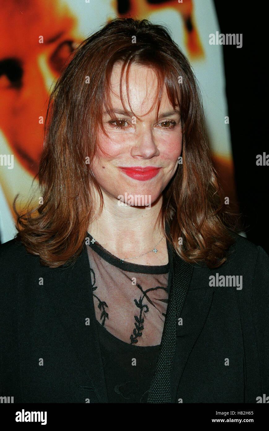 BARBARA HERSHEY 'MEMENTO' LA PREMIER WESTWOOD LA USA 13 March 2001 - Stock Image
