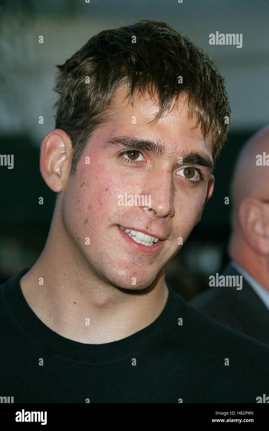 ERIC SZMANDA 'FAST AND FURIOUS' FILM PREMIERE LOS ANGELES USA 18 June 2001 - Stock Image