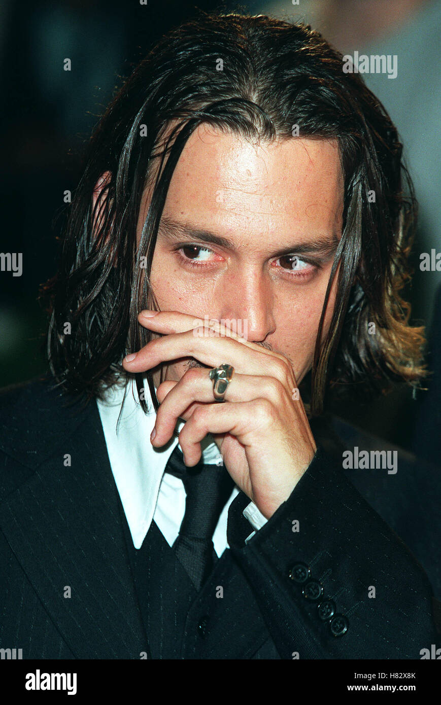 depp from hell 2001 stock photos amp depp from hell 2001