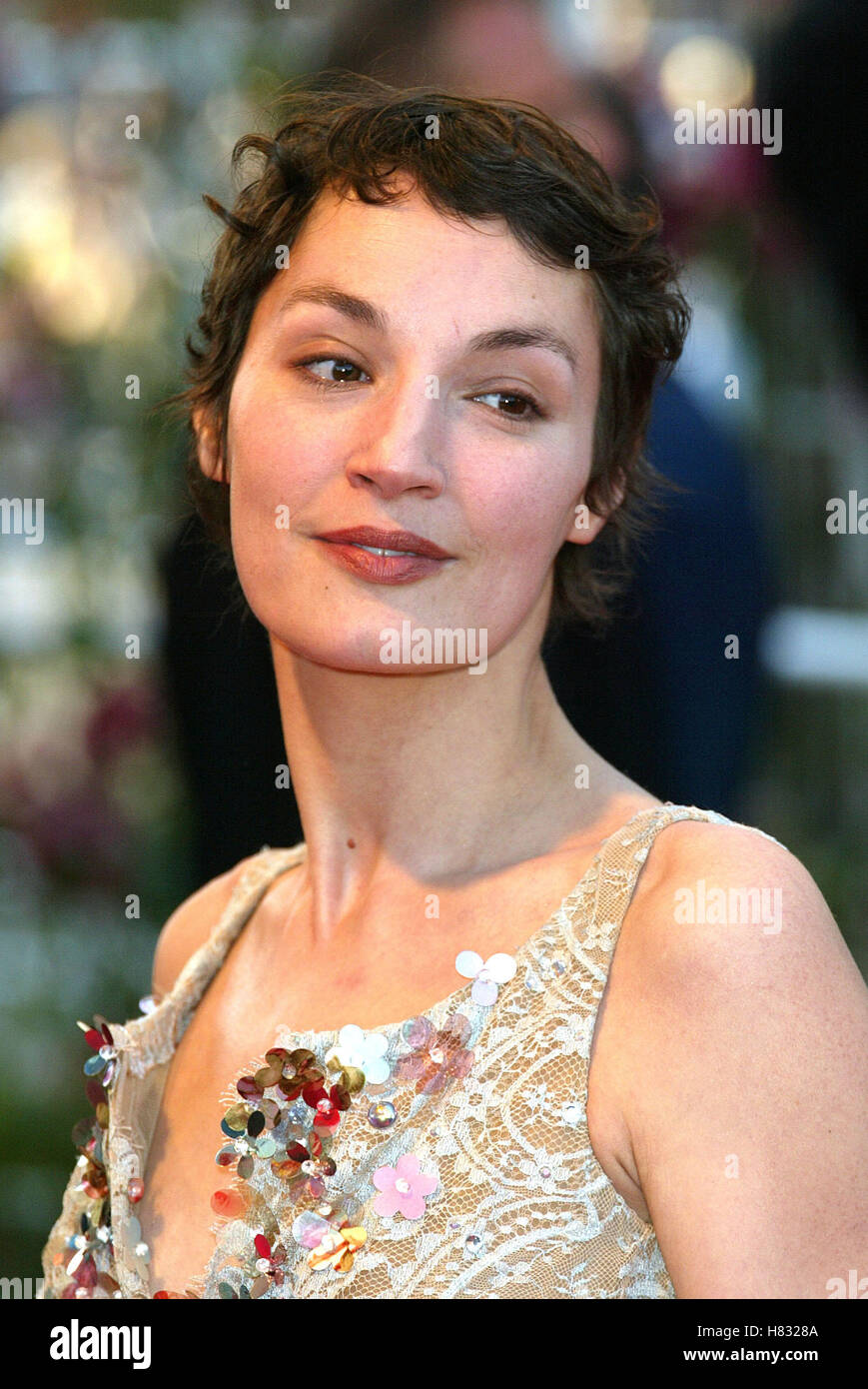 JEANNE BALIBAR CANNES FILM FESTIVAL CANNES FILM FESTIVAL CANNES FRANCE 16  May 2002
