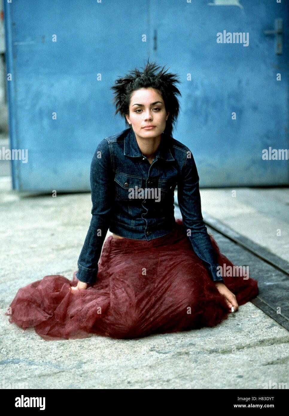 Shannyn Sossamon  Stock Image