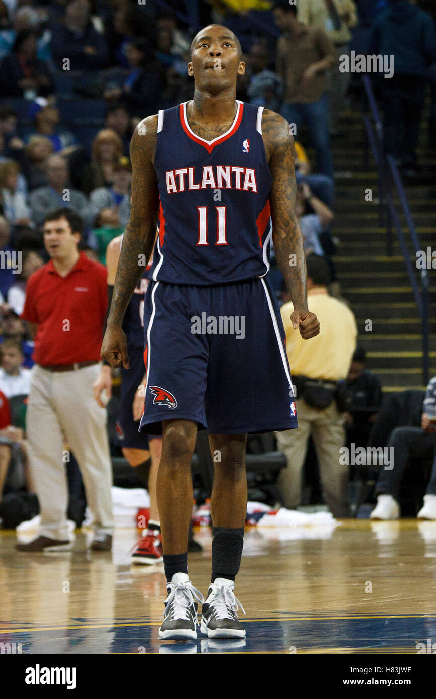Atlanta Hawks Player Jamal Crawford Stock Photos   Atlanta Hawks ... 8dc95f443