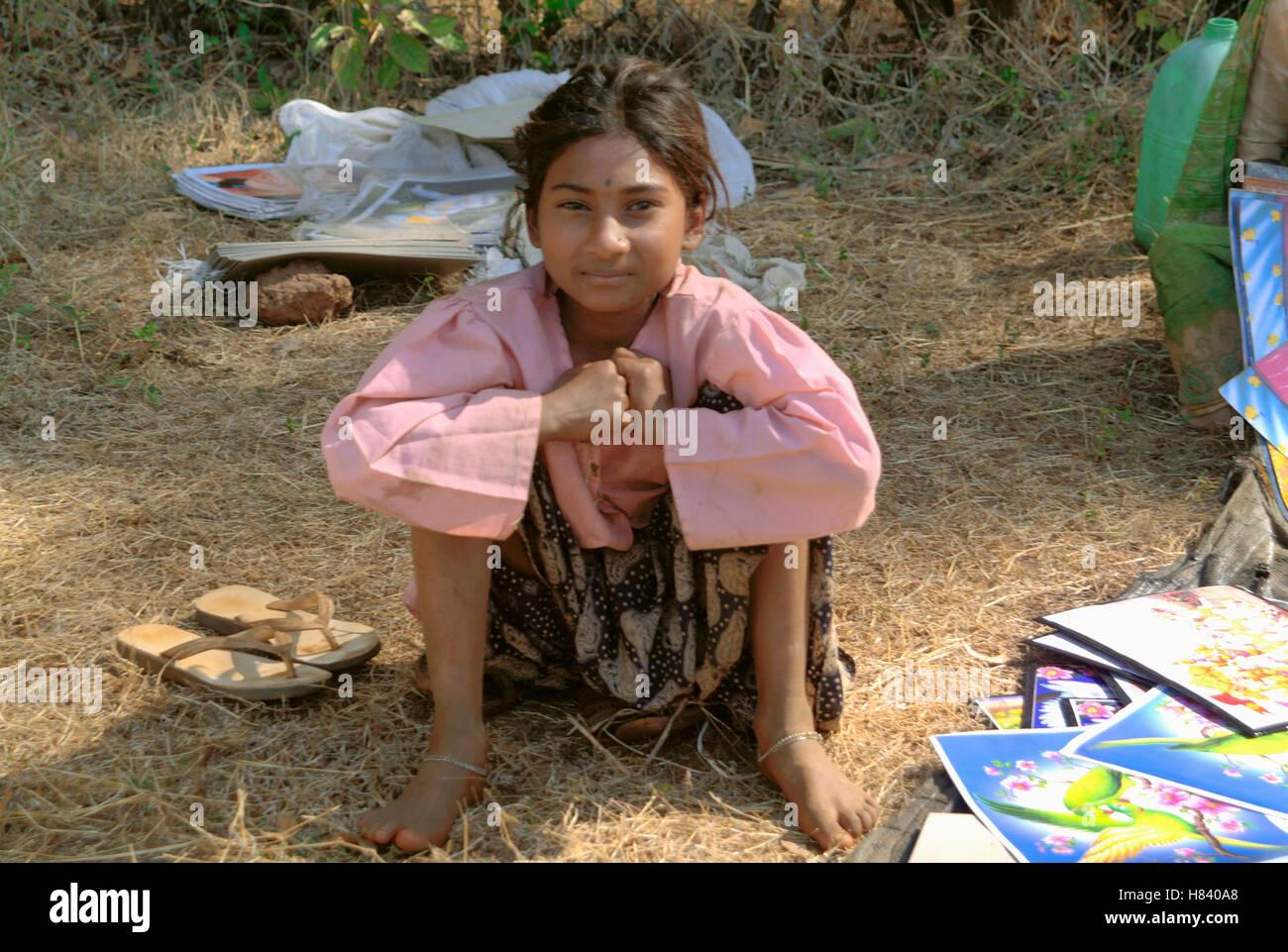 India Nagee Girl