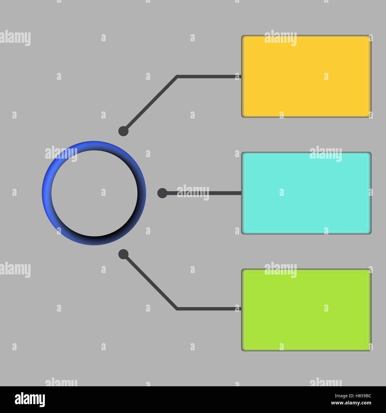 Template Infographic 3 Stock Photos & Template Infographic 3 Stock ...