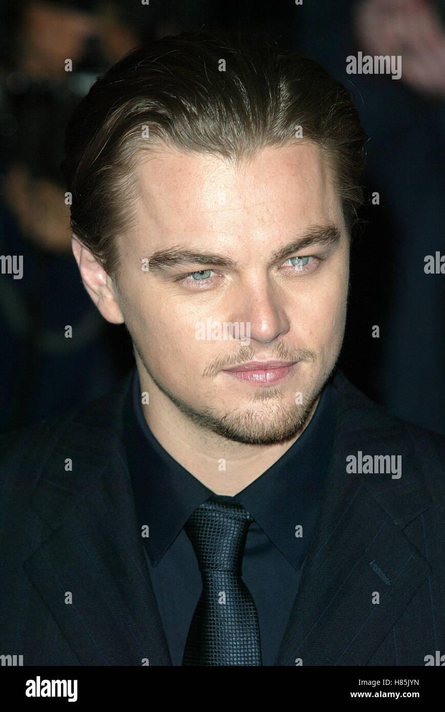 Leonardo Dicaprio Catch Me If You Can Premiere Empire Theater