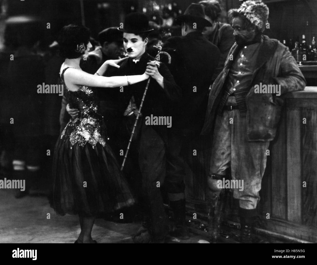 Scene Film Gold Black And White Stock Photos Images Alamy