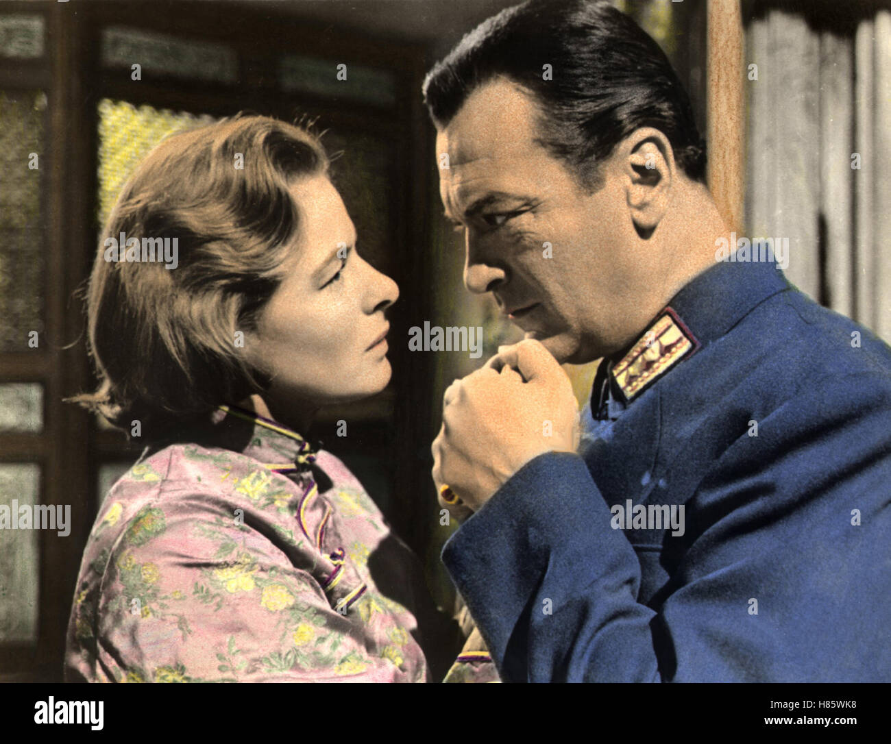Die Herberge zur 6. Glückseligkeit, (THE INN OF THE 6TH HAPPINESS) USA 1958, Regie: Mark Robson, INGRID BERGMAN, Stock Photo