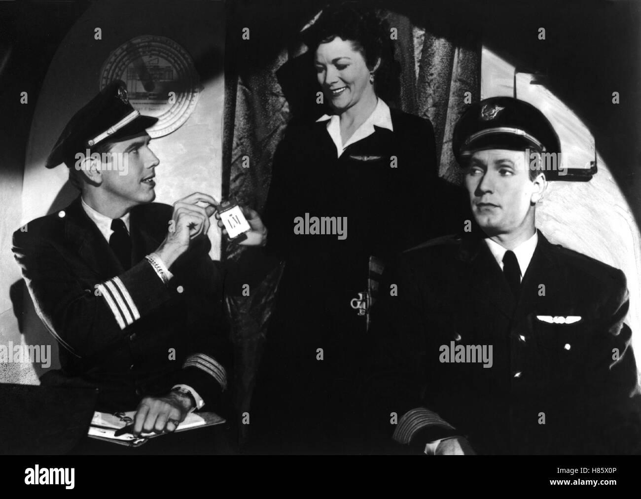 Plan 9 aus dem Weltall, (PLAN 9 FROM OUTER SPACE) USA 1959, Regie: Edward D. Wood, DAVID DE MERING, MONA McKINNON, - Stock Image