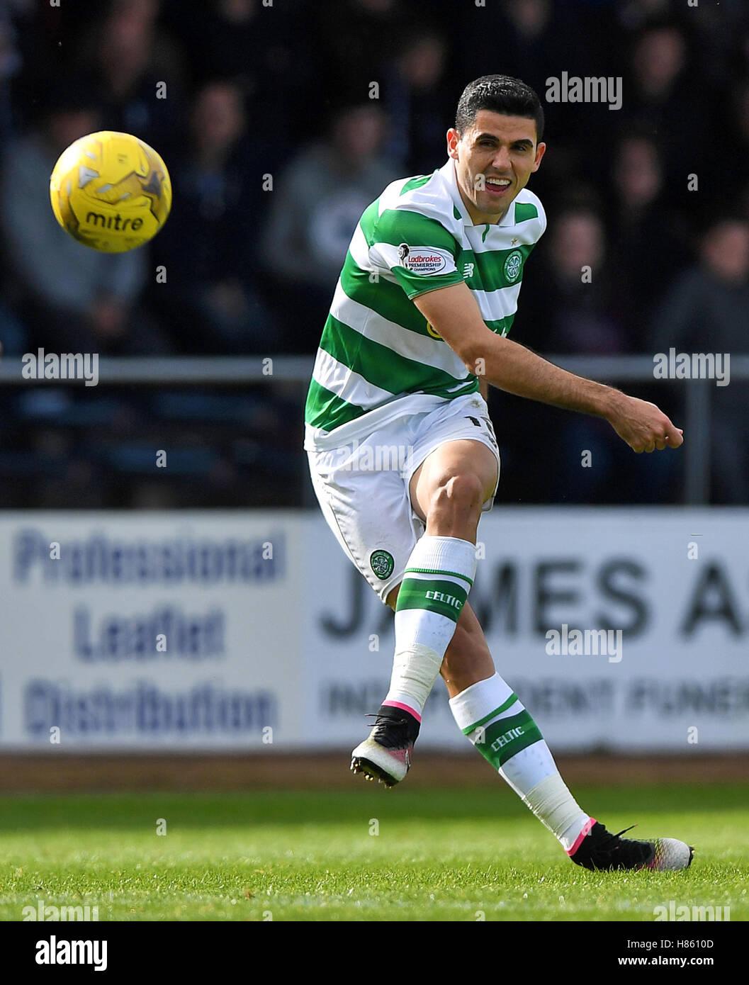 Celtic's Tom Rogic - Stock Image