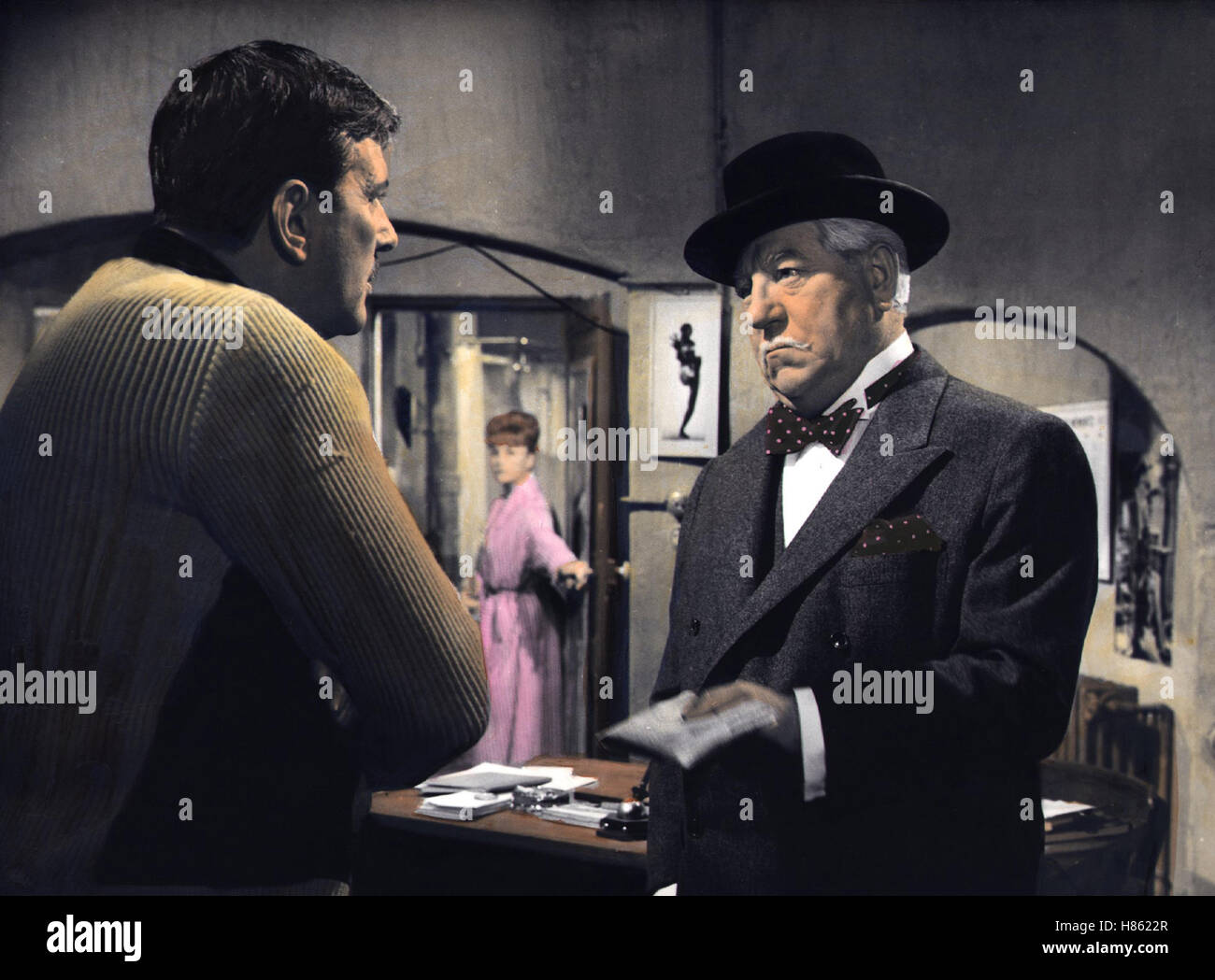 Balduin Das Nachtgespenst Le Tatoue F It 1968 Regie Denys De La Stock Photo Alamy