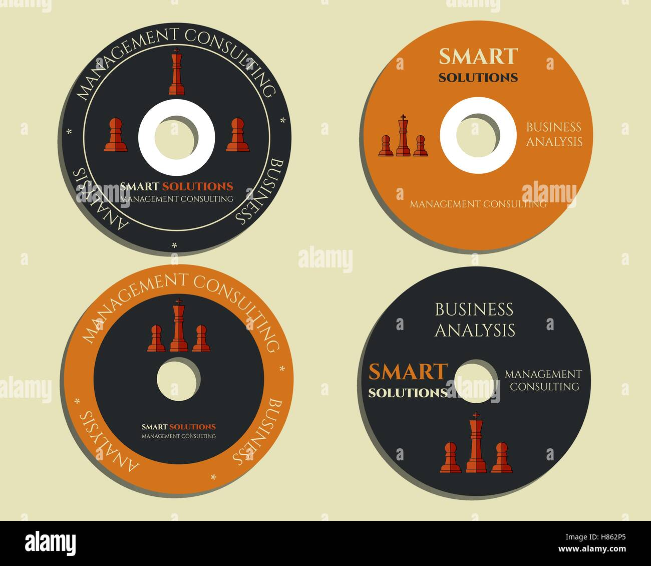 business cd dvd templates sign icon compact disc symbol for