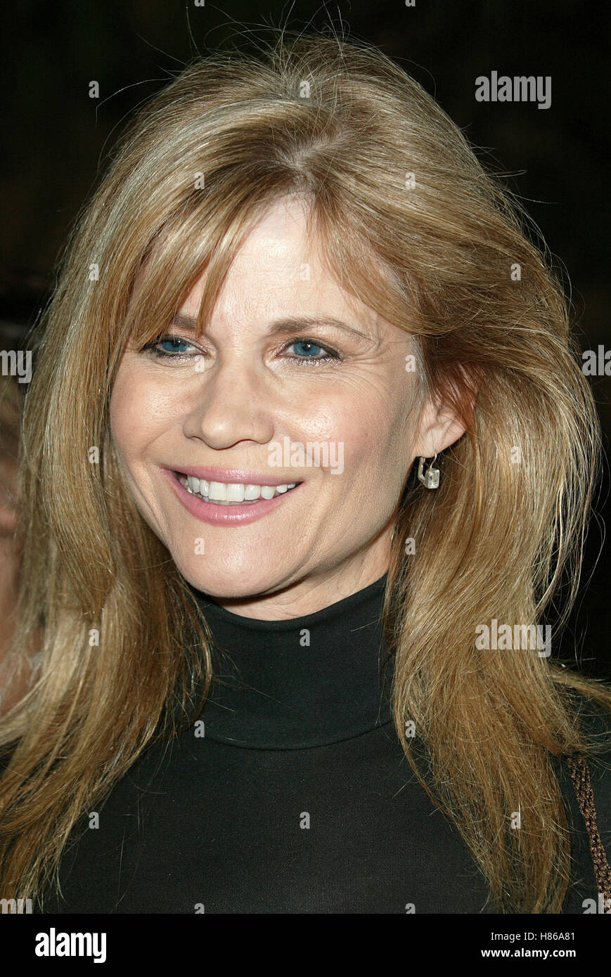 MARKIE POST MAN FROM ELYSIAN FIELDS PREM EGYPTIAN THEATRE HOLLYWOOD LOS ANGELES USA 23 September 2002 - Stock Image