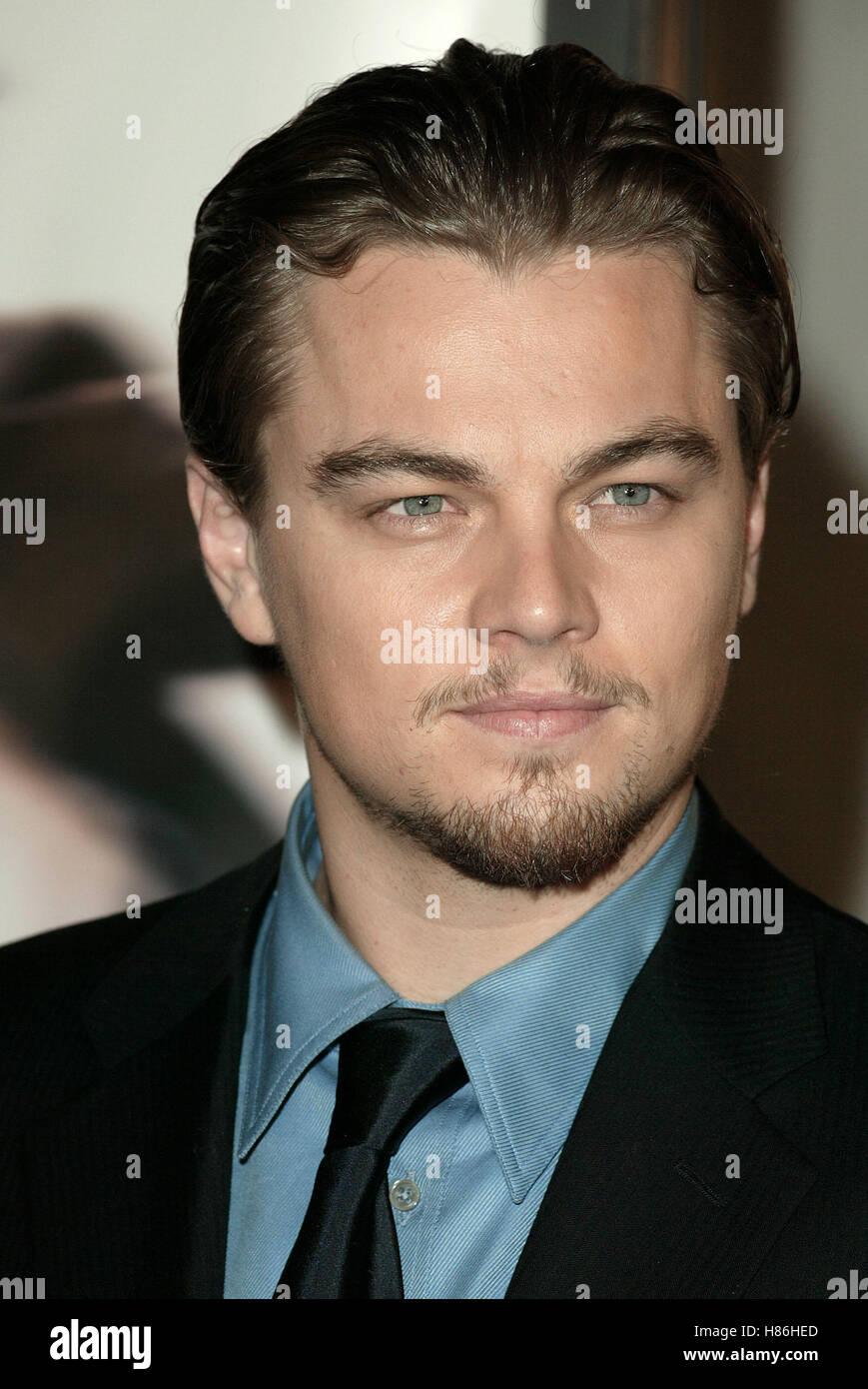 Leonardo Dicaprio Catch Me If You Can La Prem Westwood Los Angeles