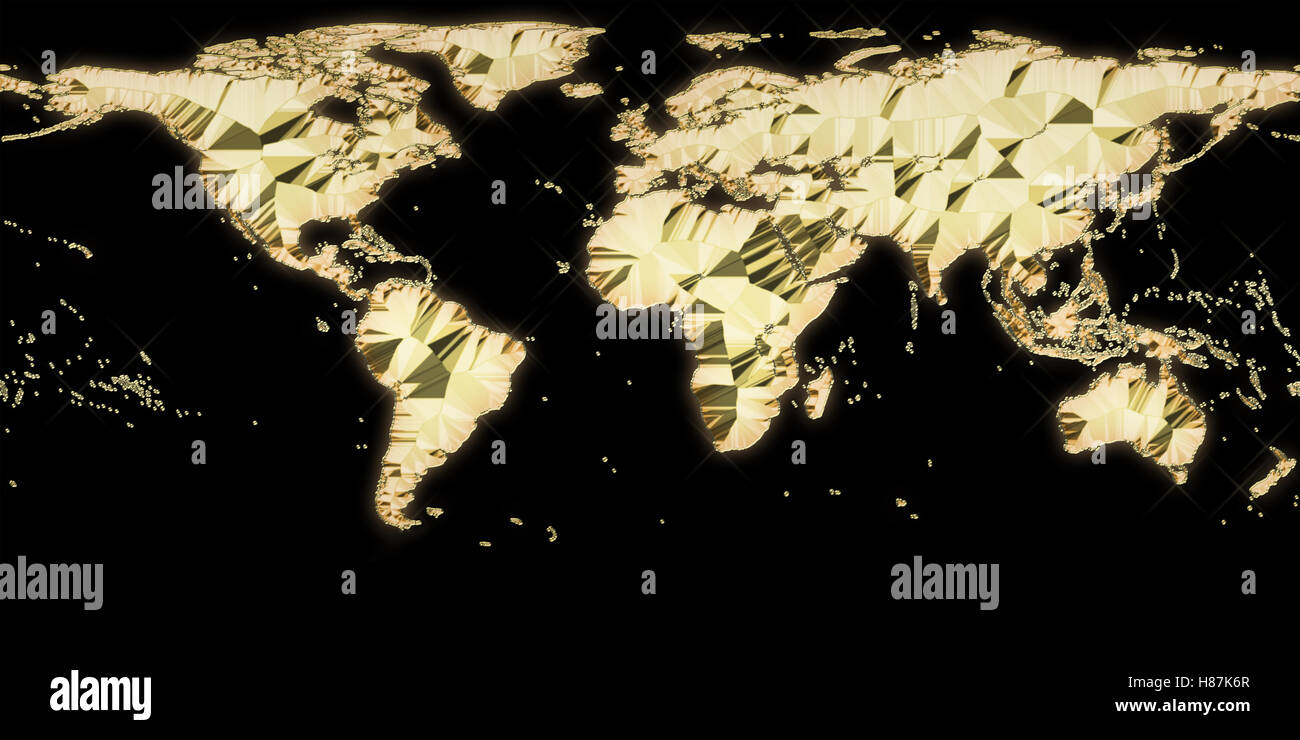 Gold texture world map design best for texturing in 3d programs gold texture world map design best for texturing in 3d programs gumiabroncs Choice Image
