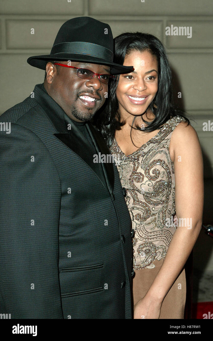 CEDRIC THE ENTERTAINER & LORNA WELLS 29TH PEOPLE'S CHOICE ...Lorna Wells
