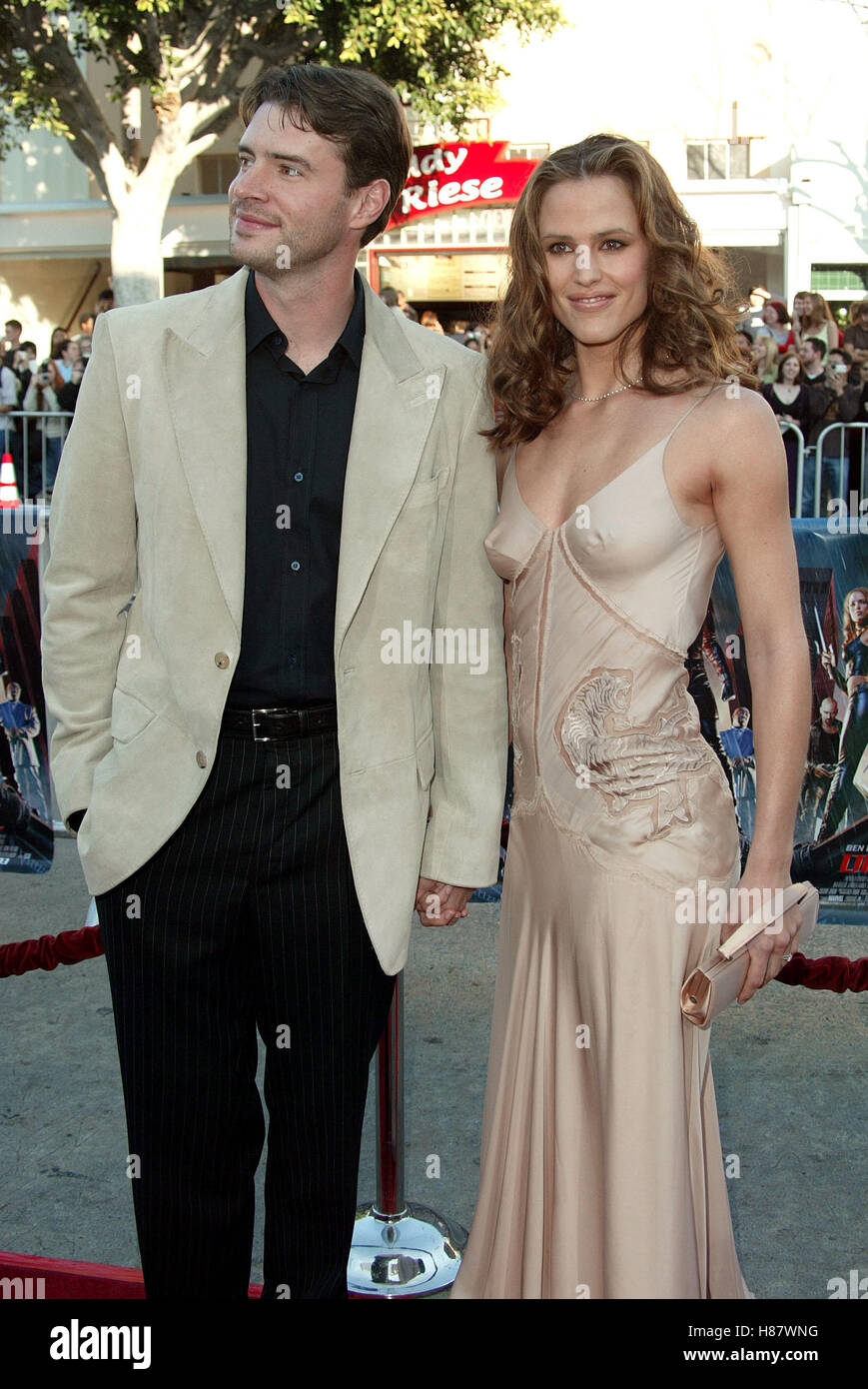 Jennifer Garner Daredevil Premiere SCOTT FOLEY & J...