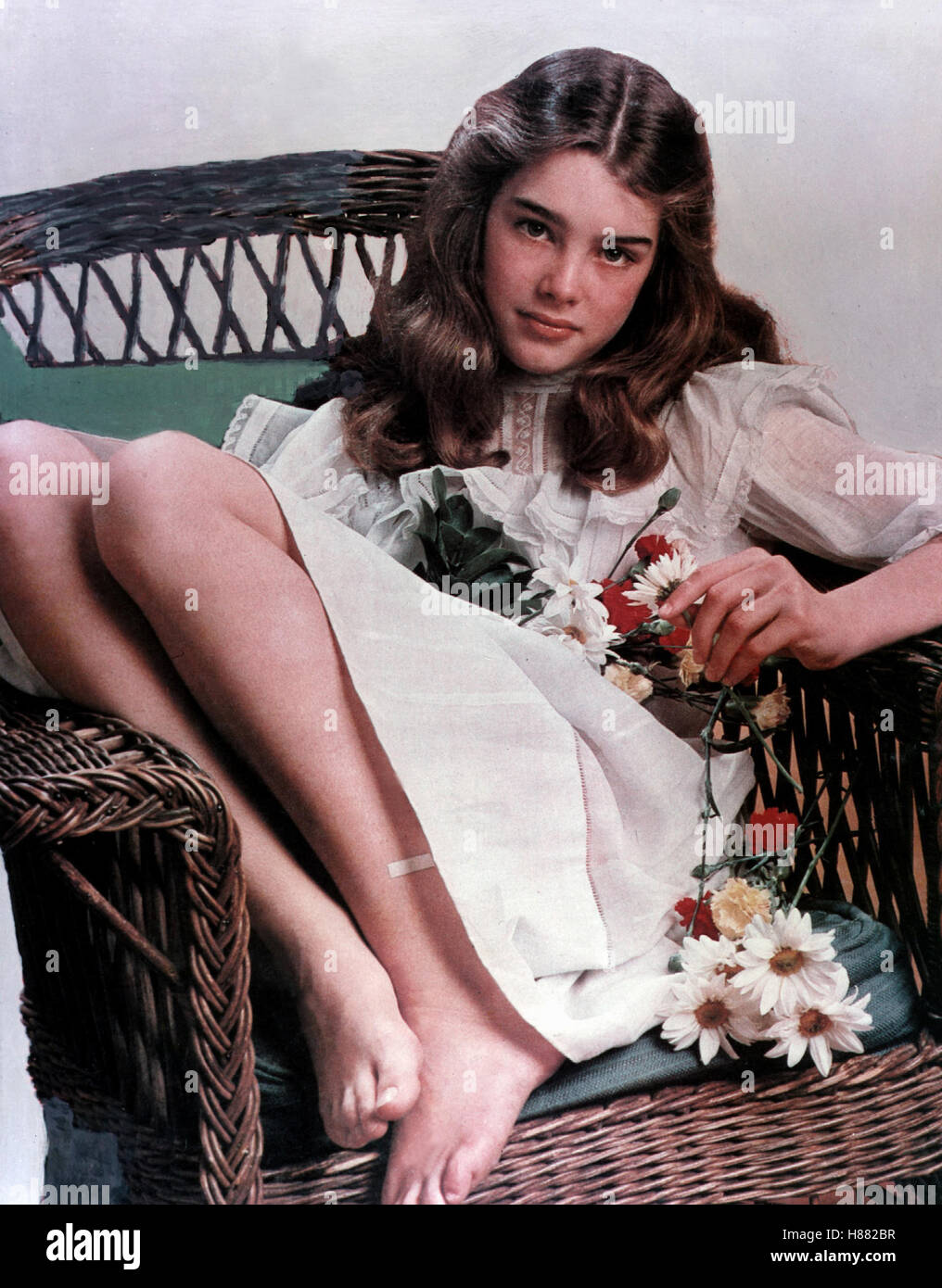 Brooke Shields Nude Pics Videos, Sex Tape
