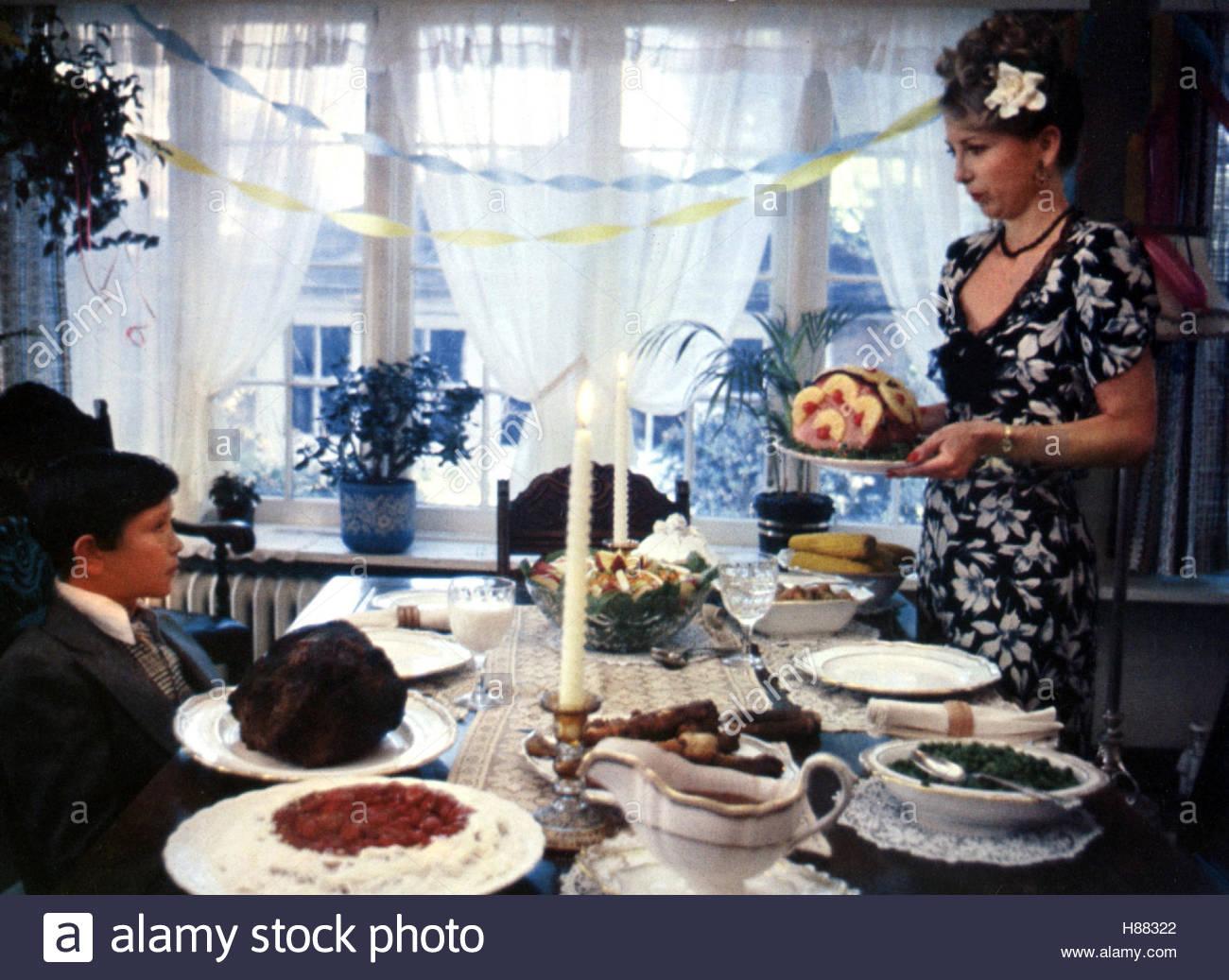 Der schwarze Hengst, (THE BLACK STALLION) USA 1979, Regie: Carroll Ballard, KELLY RENO, TERI GARR - Stock Image