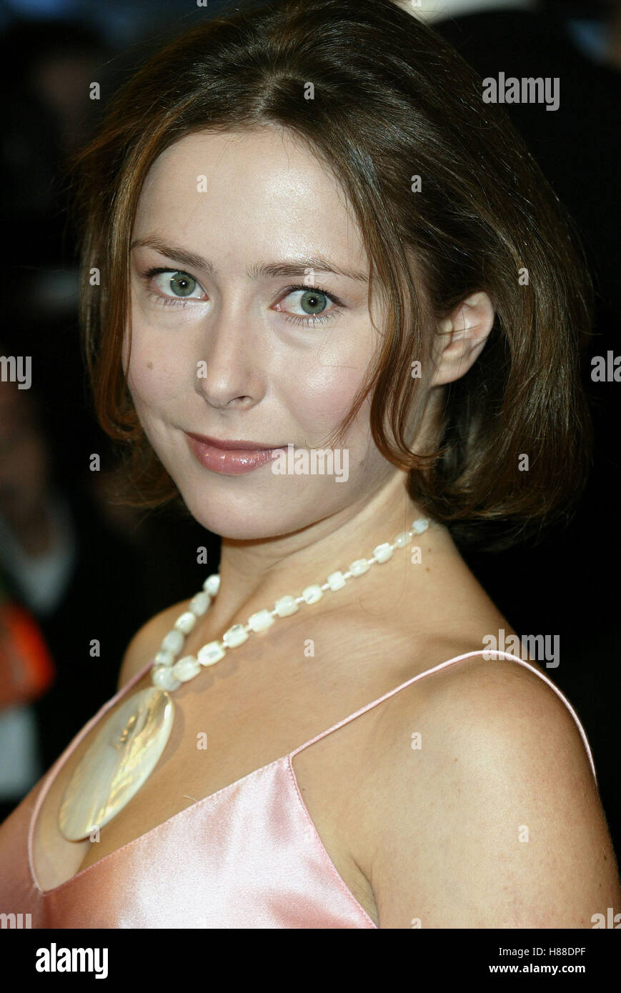 AGATA GOTOVA NIGHT OF 100 STARS OSCAR GALA BEVERLY HILLS HOTEL BEVERLY HILLS LA USA 23 March 2003 - Stock Image