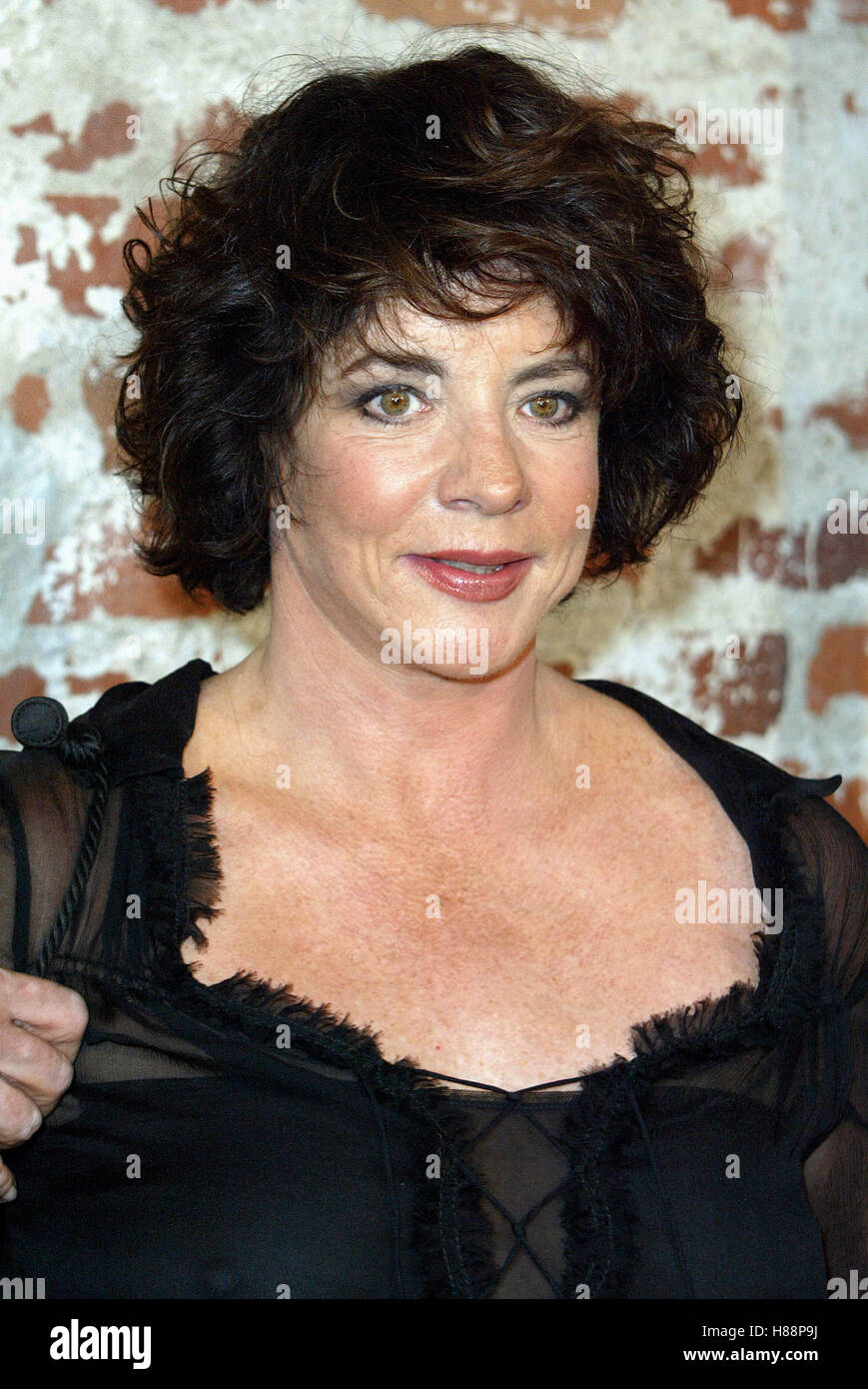 STOCKARD CHANNING LE DIVORCE FILM PREMIERE WESTWOOD LOS ANGELES USA 29 July 2003 - Stock Image