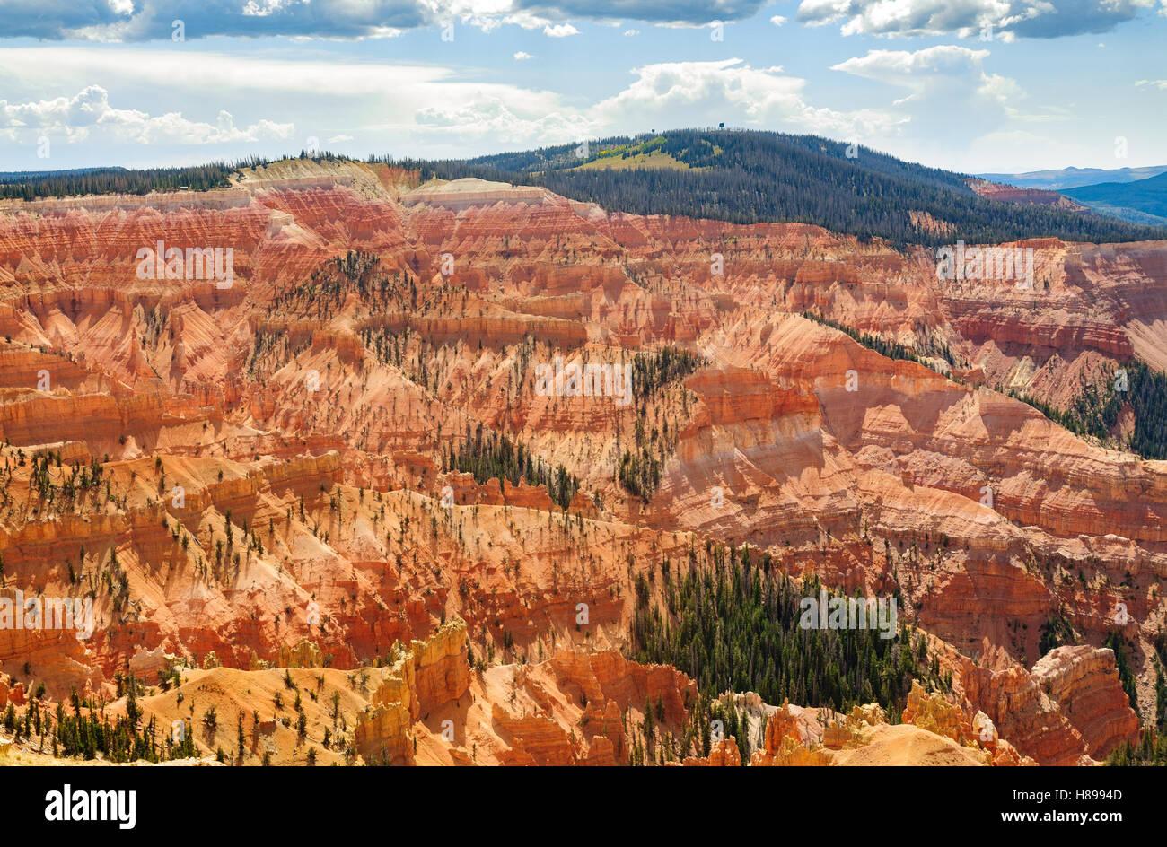 Cedar Breaks National Monument - Stock Image