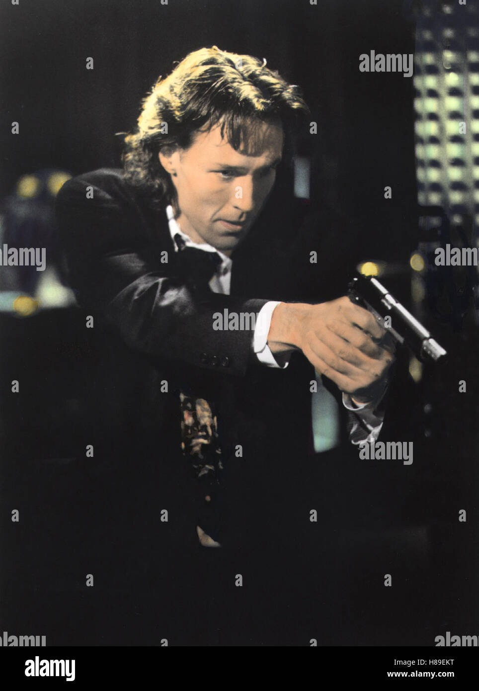 Excessive Force - Im Sumpf der Gewalt, (EXCESSIVE FORCE) USA 1993, Regie: Jon Hess, THOMAS IAN GRIFFITH, Stichwort: - Stock Image