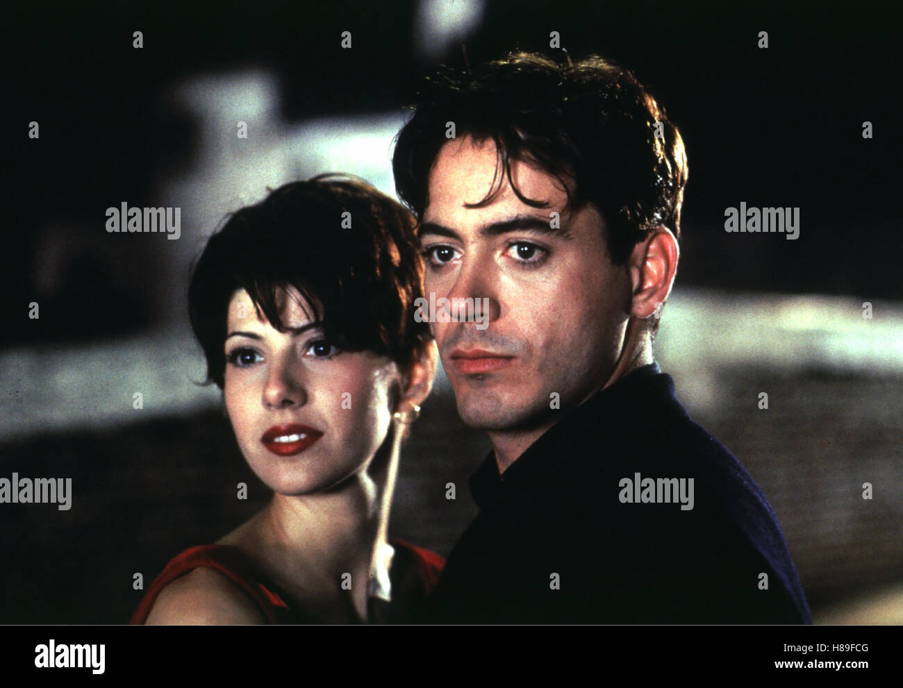 Nur für Dich - Only You, (ONLY YOU) USA 1994, Regie: Norman Jewison, MARISA TOMEI, ROBERT DOWNEY JR. - Stock Image