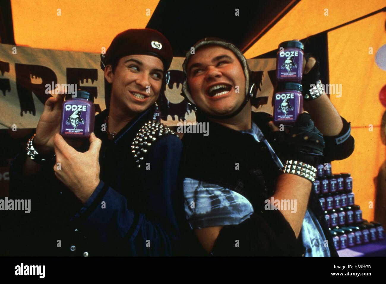 Power Rangers - Der Film, (MIGHTY MORPHIN POWER RANGERS - THE MOVIE), USA 1995, Regie: Bryan Spicer, JASON NARVY, - Stock Image