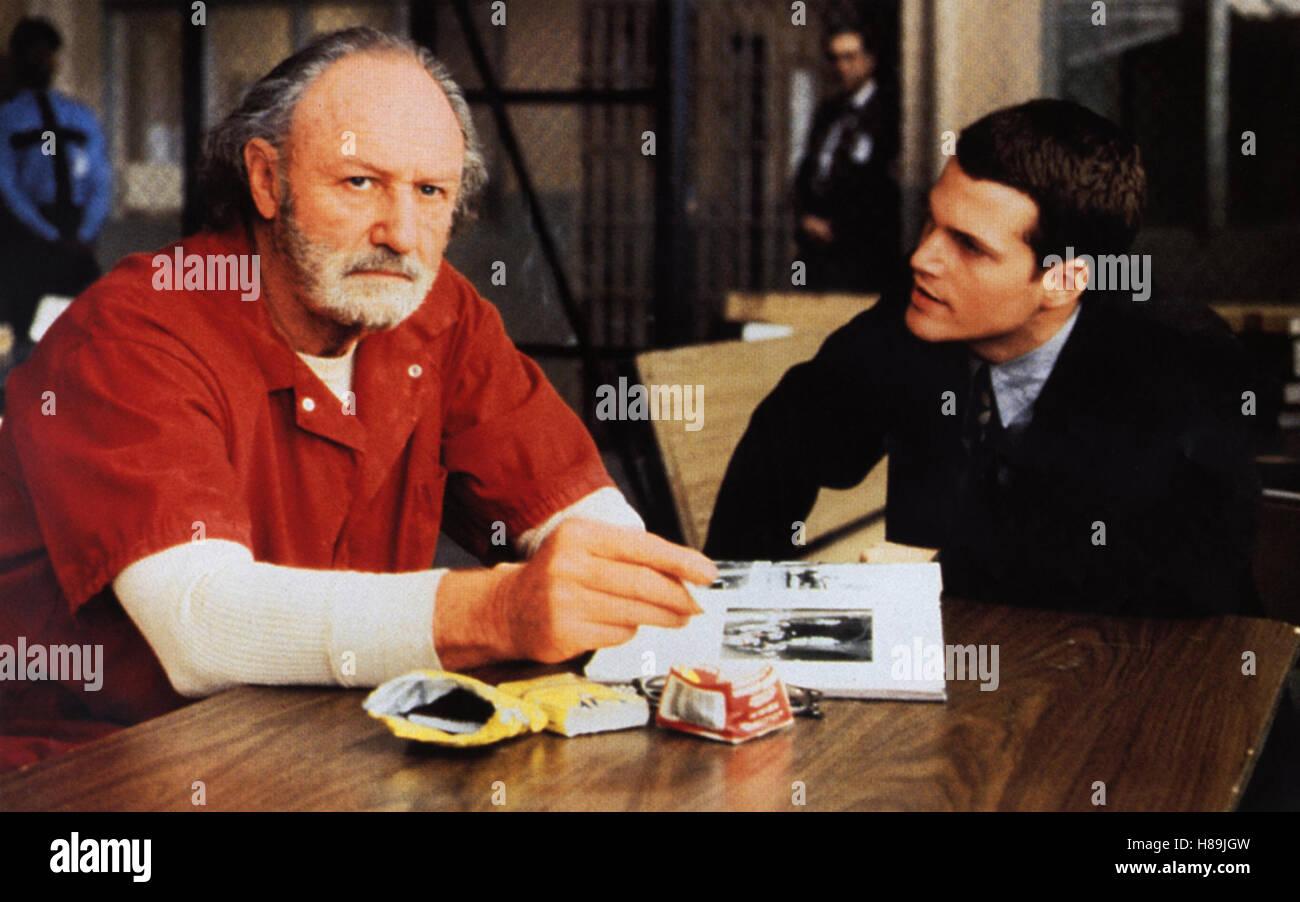 Die Kammer, (THE CHAMBER) USA 1996, Regie: James Foley, GENE HACKMAN, CHRIS O'DONNELL, Stichwort: Häftling - Stock Image