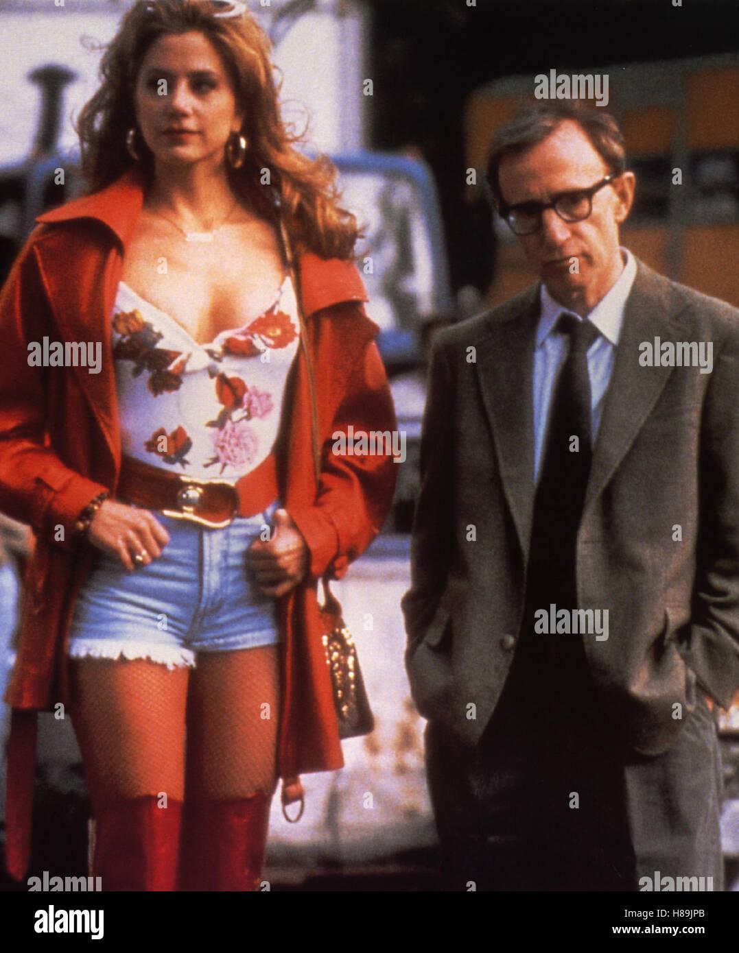 Geliebte Aphrodite, (MIGHTY APHRODITE) USA 1996, Regie: Woody Allen, WOODY ALLEN, MIRA SORVINO, Stichwort: Hot Pants - Stock Image