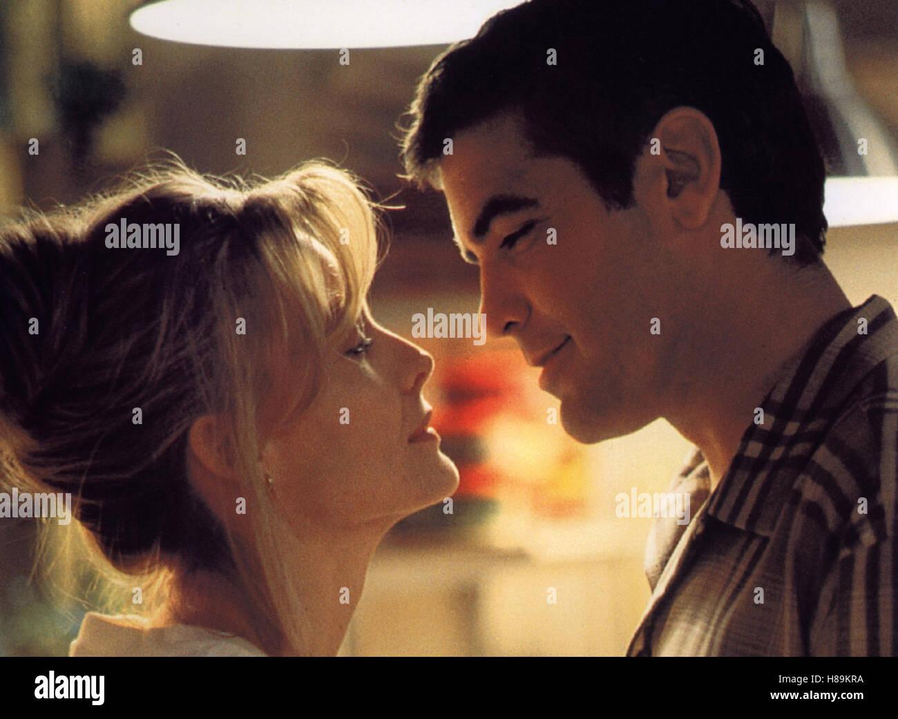 Tage wie dieser ..., (ONE FINE DAY) USA 1997, Regie: Michael Hoffman, MICHELLE PFEIFFER, GEORGE CLOONEY Stock Photo