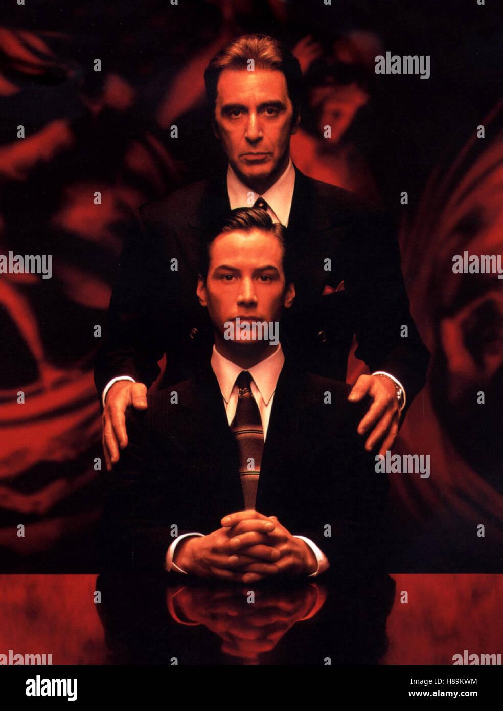Im Auftrag Des Teufels The Devil S Advocate Usa 1997