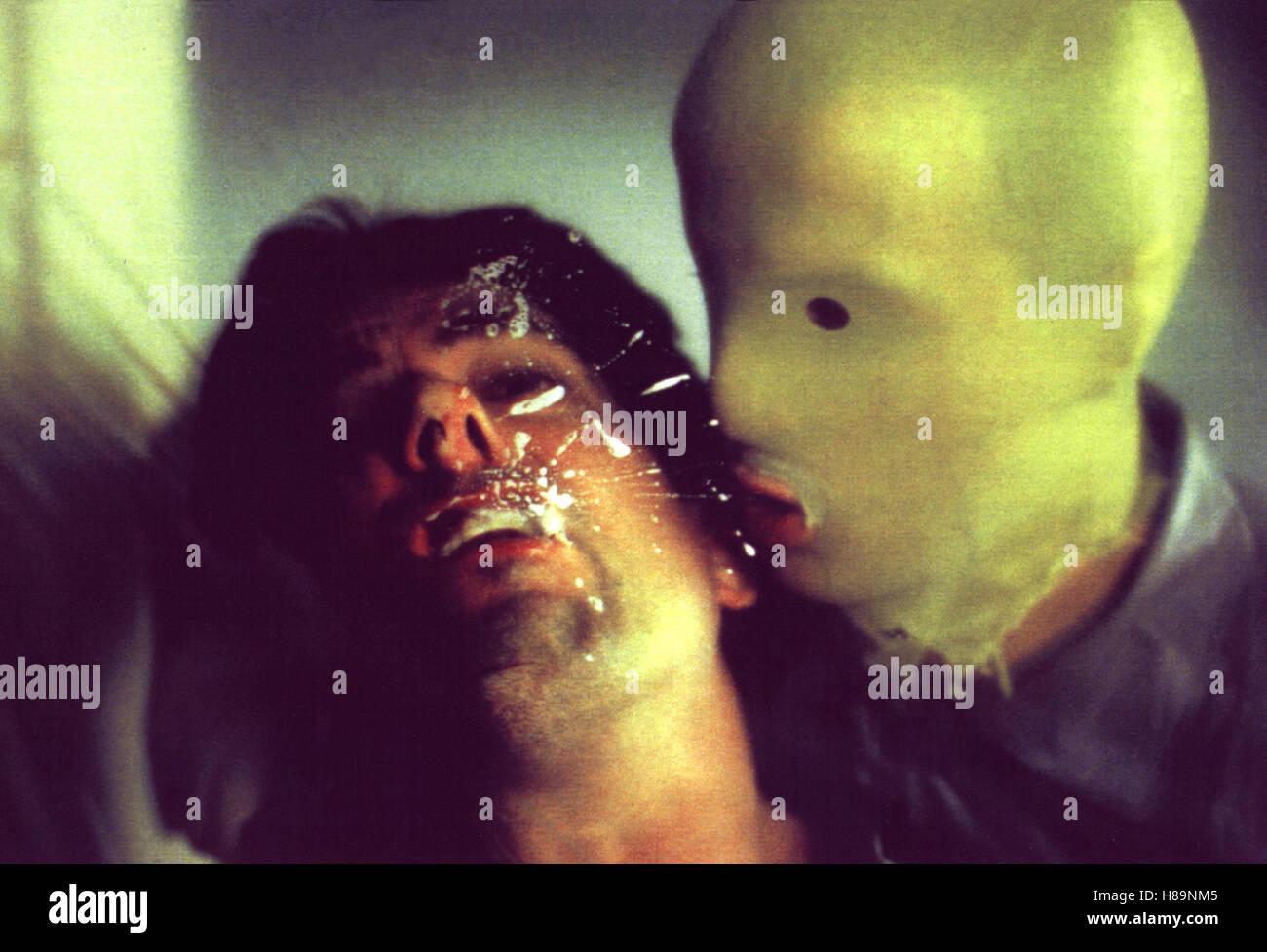Resurrection - Die Auferstehung, (RESURRECTION) USA 1999, Regie: Russell Mulcahy, Stichwort: Maske Stock Photo