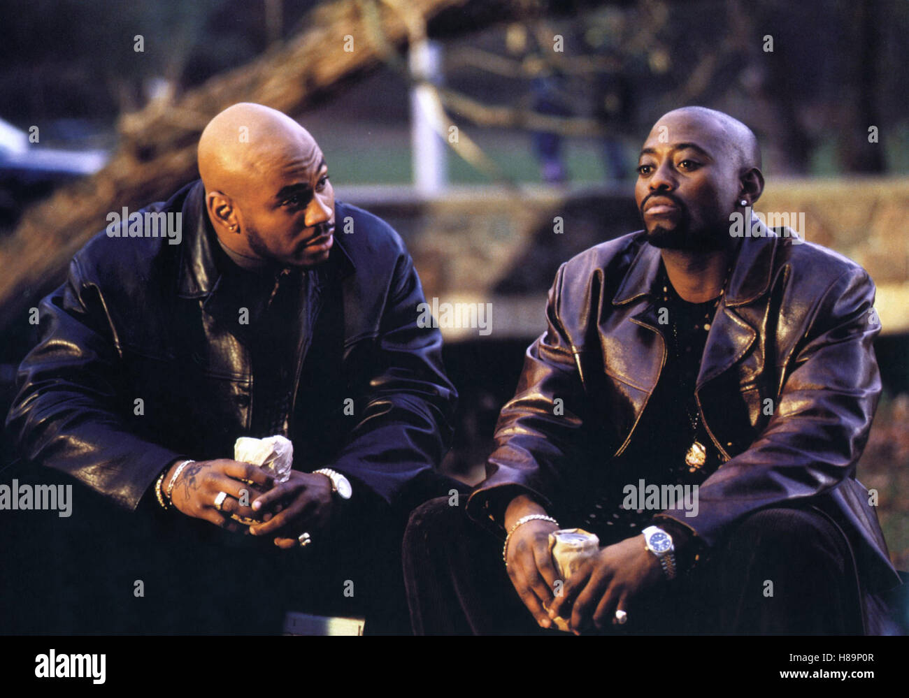 Under Cover - In Too Deep, (IN TOO DEEP) USA 1999, Regie: Michael Rymer, LL COOL J, OMAR EPPS - Stock Image