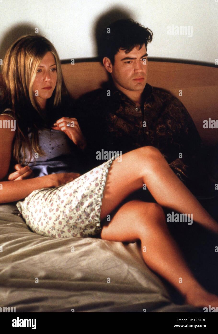 Alles Routine, (OFFICE SPACE) USA 1999, Regie: Mike Judge, JENNIFER ANISTON, RON LIVINGSTON - Stock Image