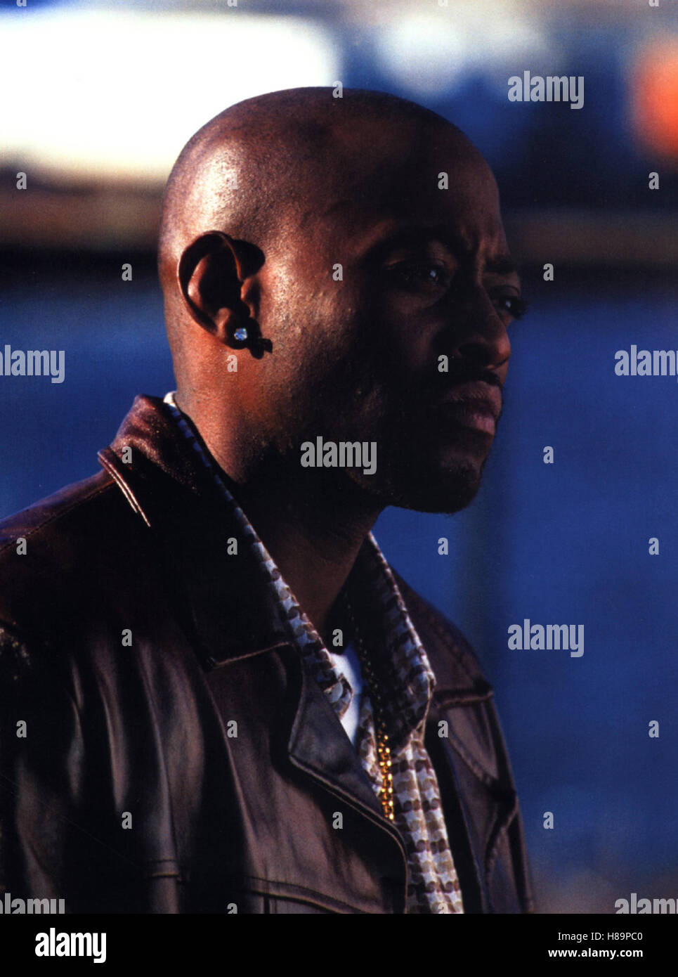Under Cover - In Too Deep, (IN TOO DEEP) USA 1999, Regie: Michael Rymer, OMAR EPPS - Stock Image