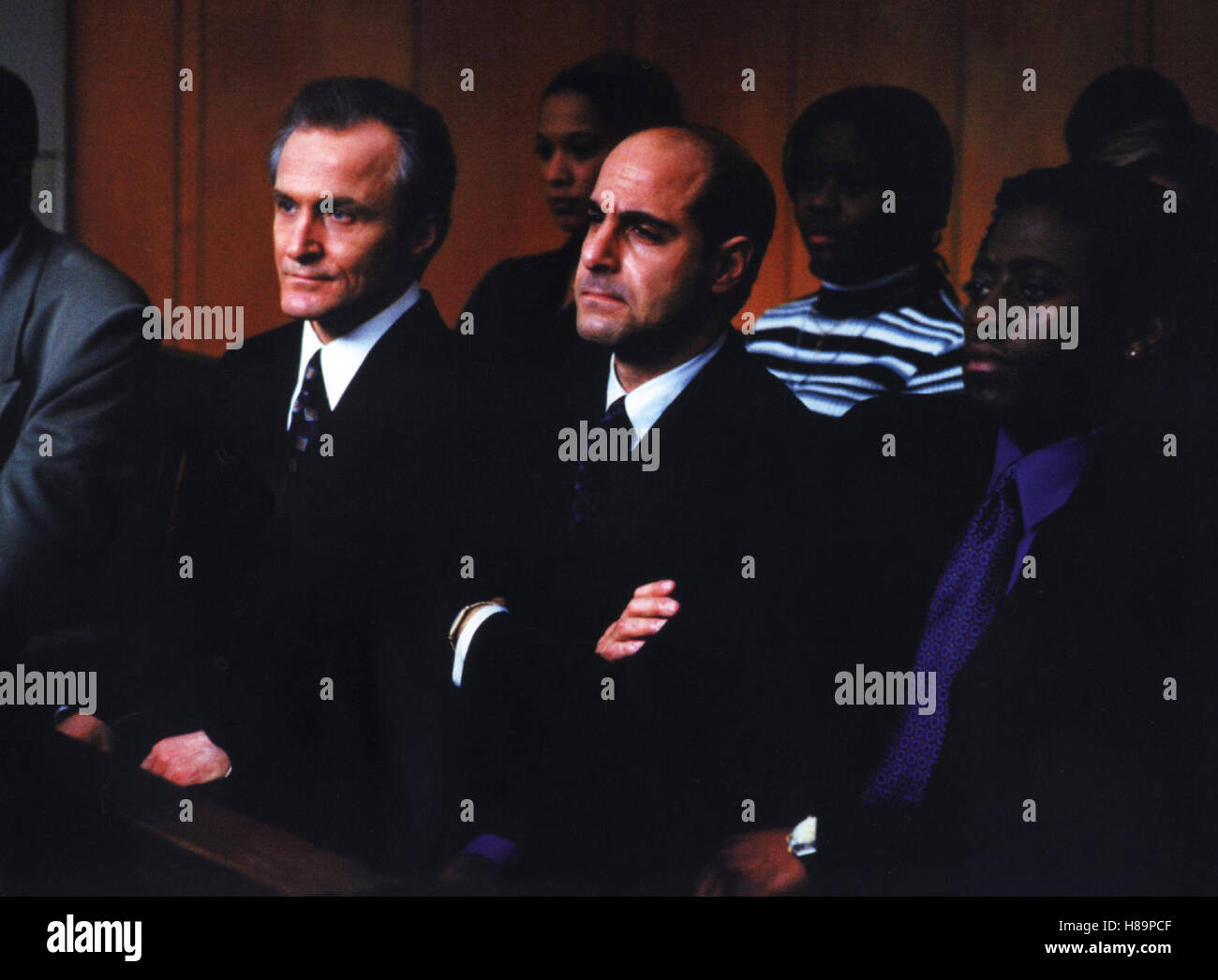 Under Cover - In Too Deep, (IN TOO DEEP) USA 1999, Regie: Michael Rymer, RON CANADA, STANLEY TUCCI - Stock Image