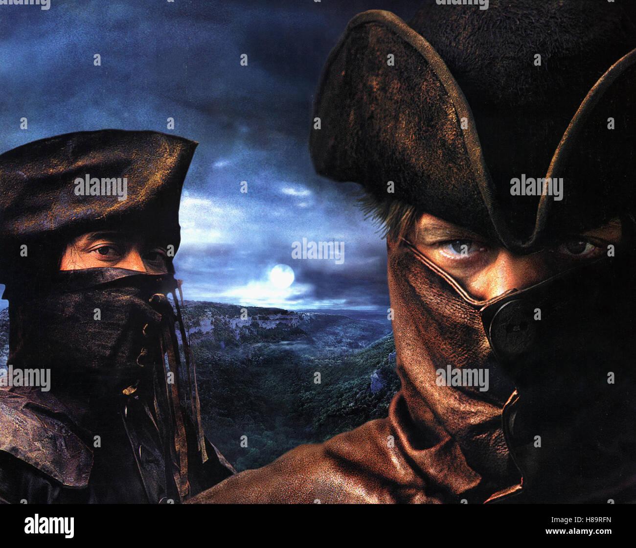 Der Pakt der Wölfe, (LE PACTE DES LOUPS) F 2001, Regie: Christophe Gans, MARK DACASCOS, SAMUEL LE BIHAN, Key: - Stock Image