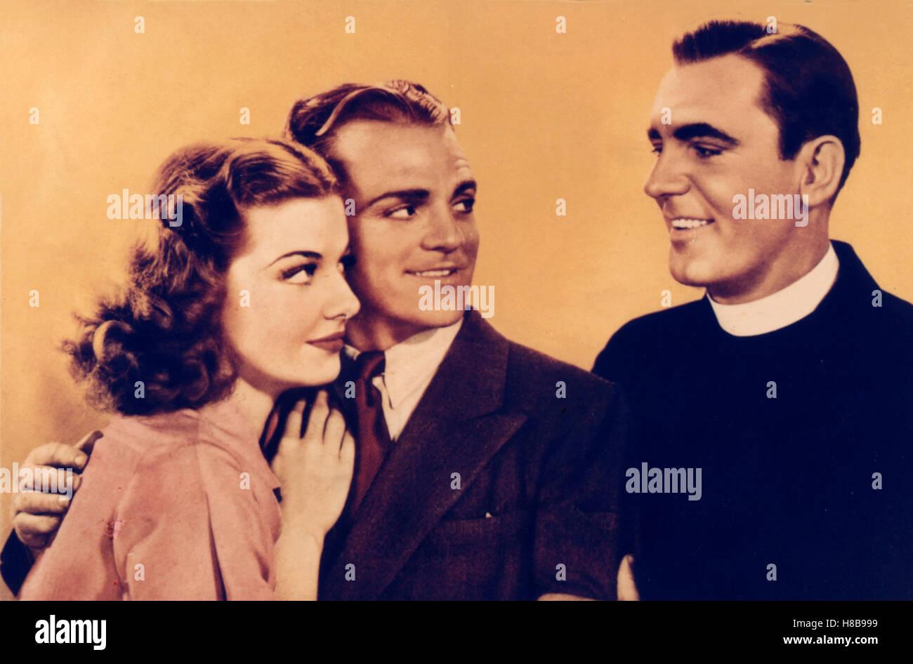 Chicago - Engel mit schmutzigen Gesichtern, (ANGELS WITH DIRTY FACES) USA 1938  s/w, Regie: Michael Curtis, ANN Stock Photo