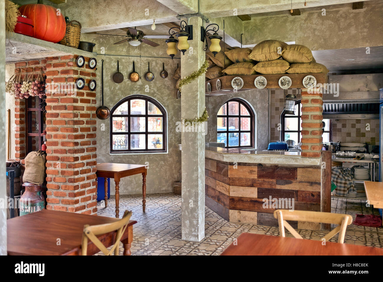 Rustic Restaurant Interior High Resolution Stock Photography And Images Alamy,Designer Punjabi Suits Boutique 2020