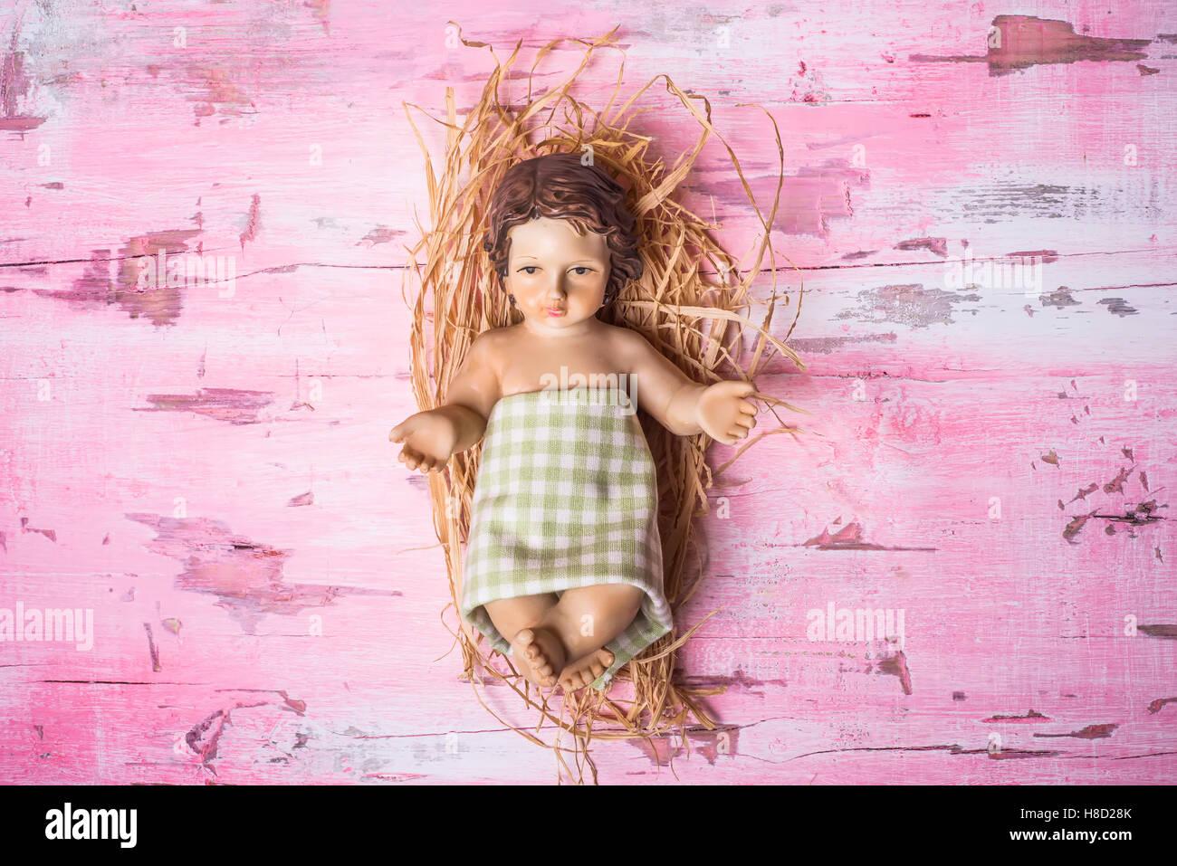 Cute Baby Jesus Nativity Celebration Stock Photos & Cute Baby Jesus ...