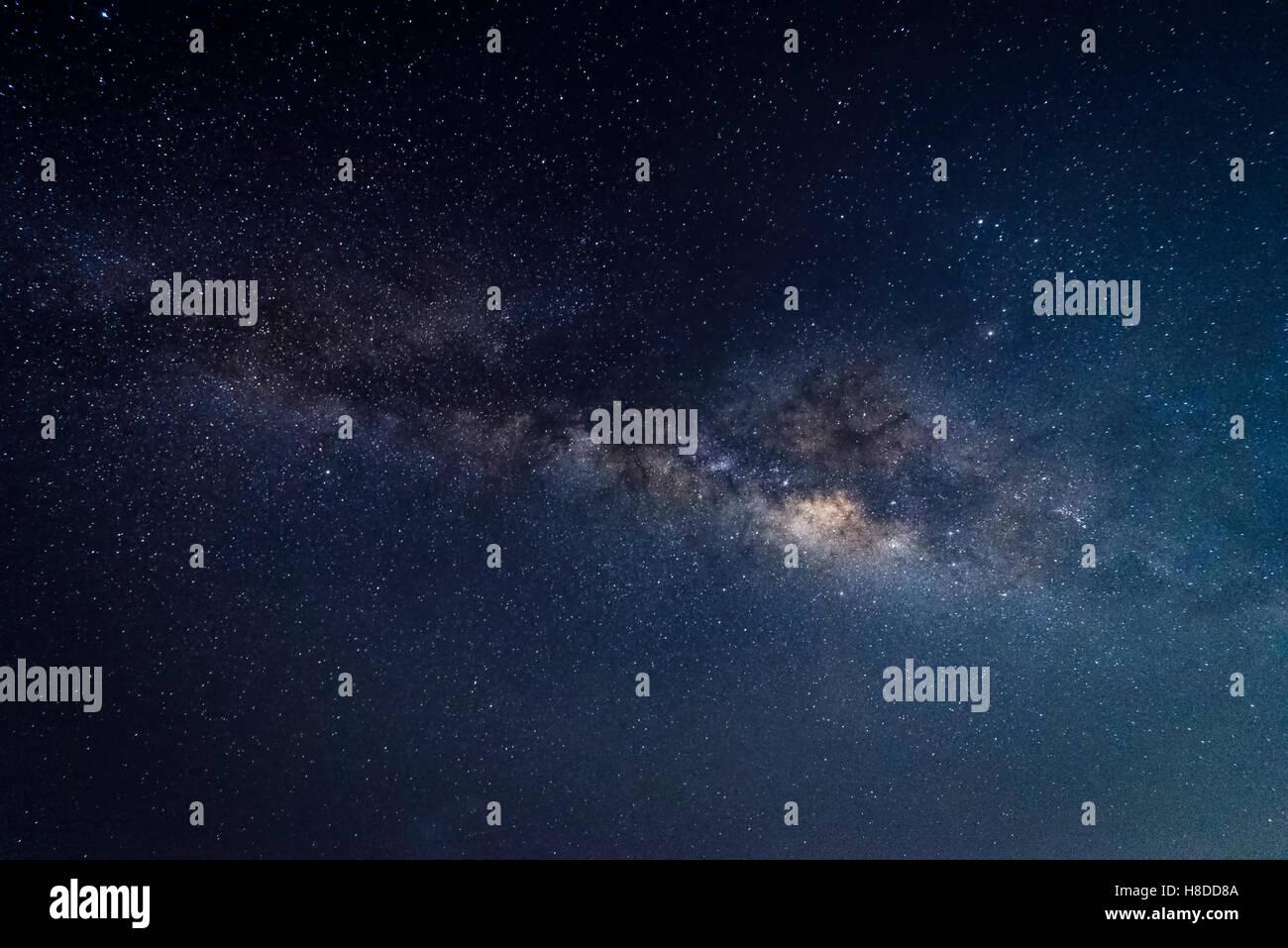 Milky Way Galaxy. High resolution. - Stock Image