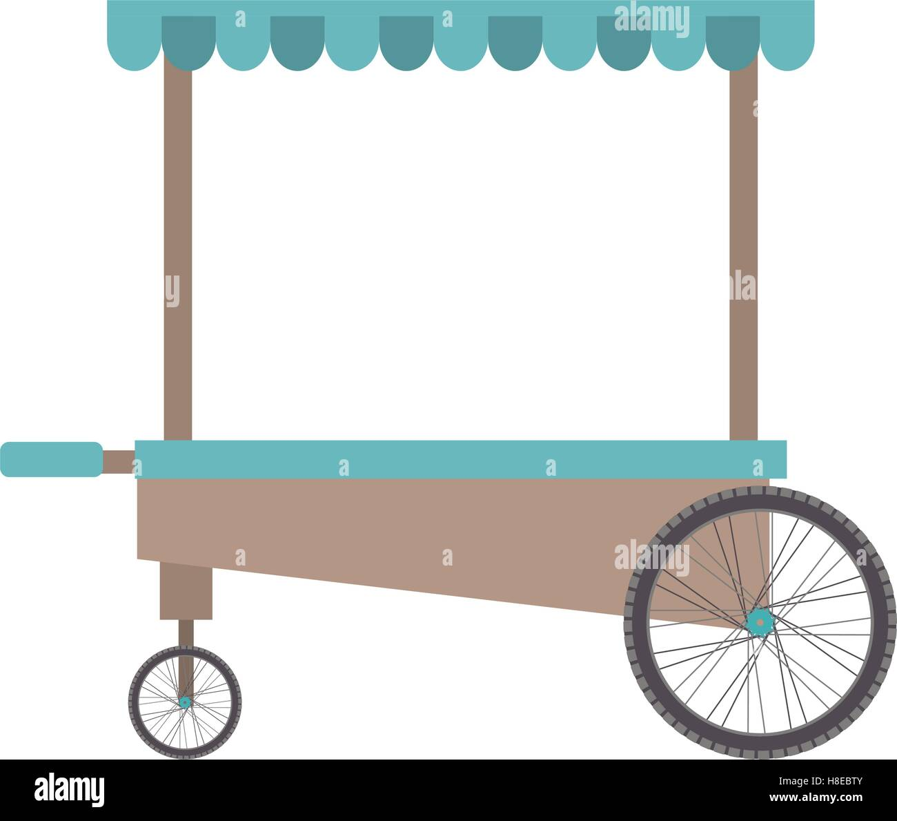 Fast Food Stand Stock Vector Images - Page 2 - Alamy
