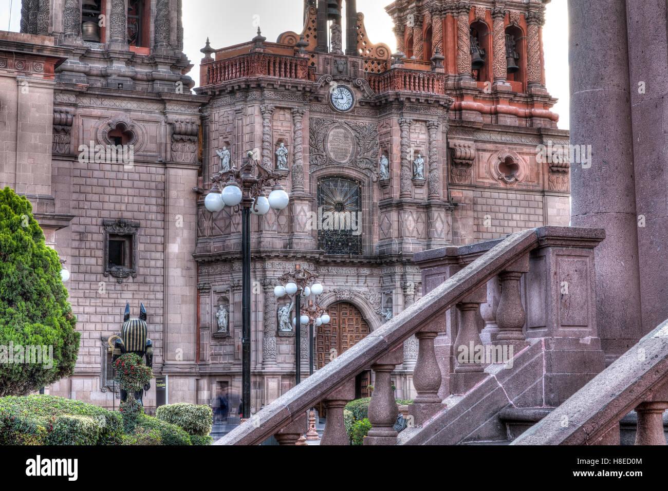 San Luis Potosi - Stock Image