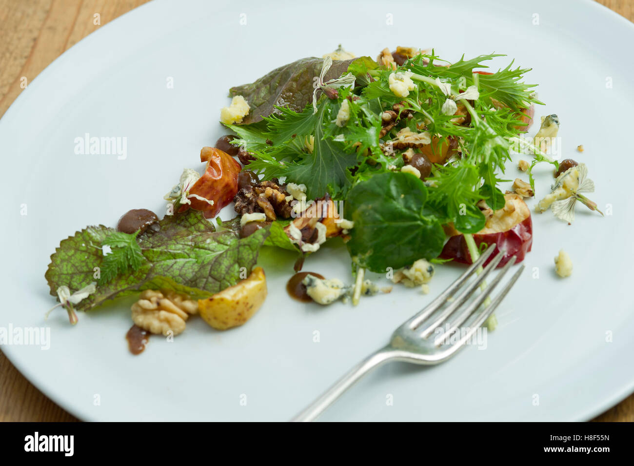 Ethicurian superfood salad - Stock Image