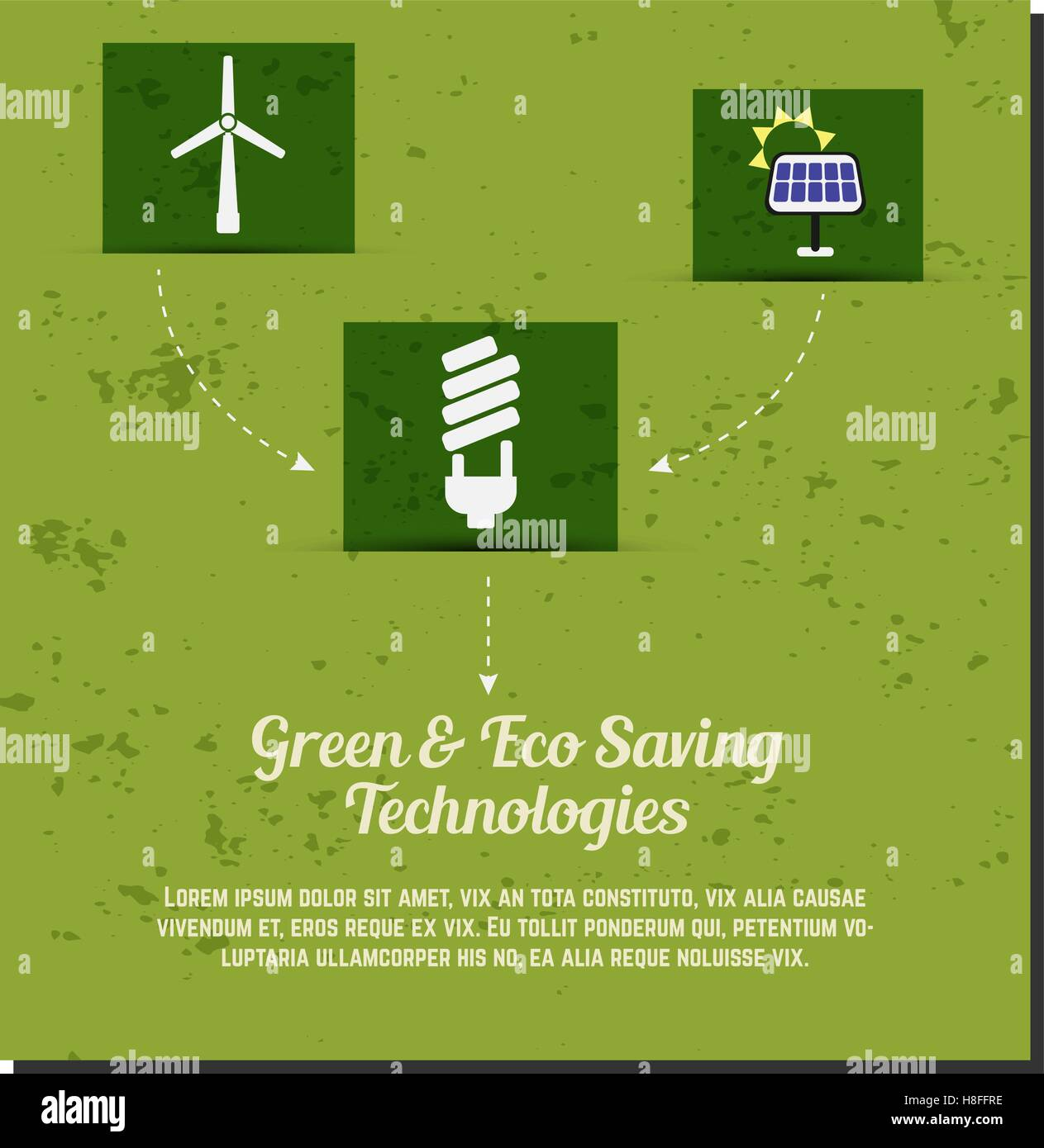 Nature Banner Ecology Poster With Text For Presentation Quotes