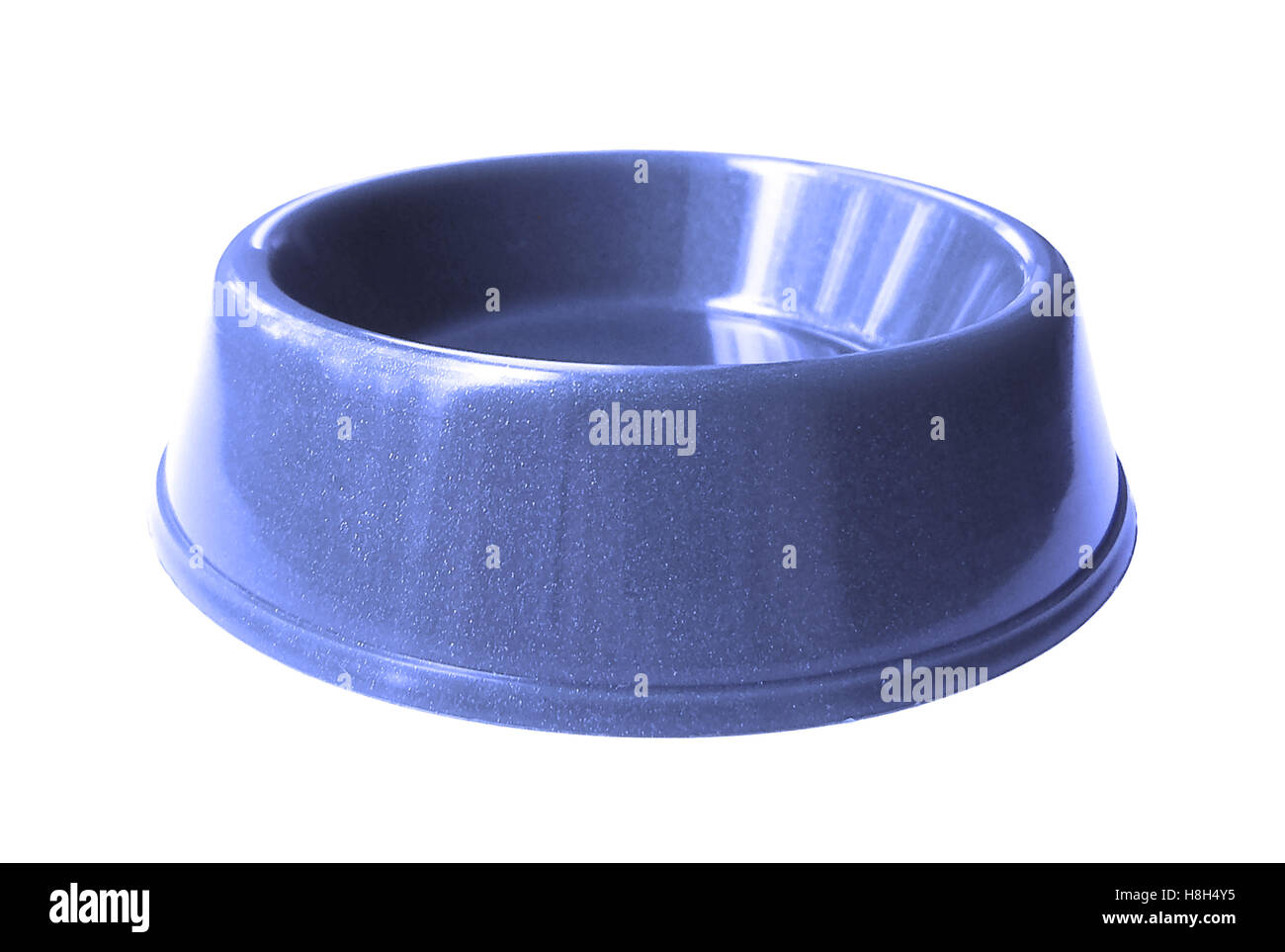 Bowl for pets - Stock Image