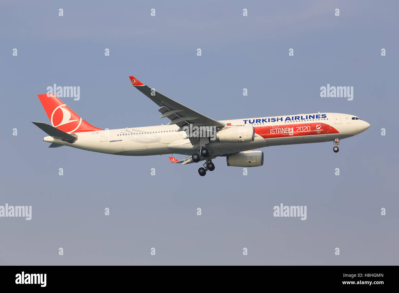 Turkish 330 Stock Photo