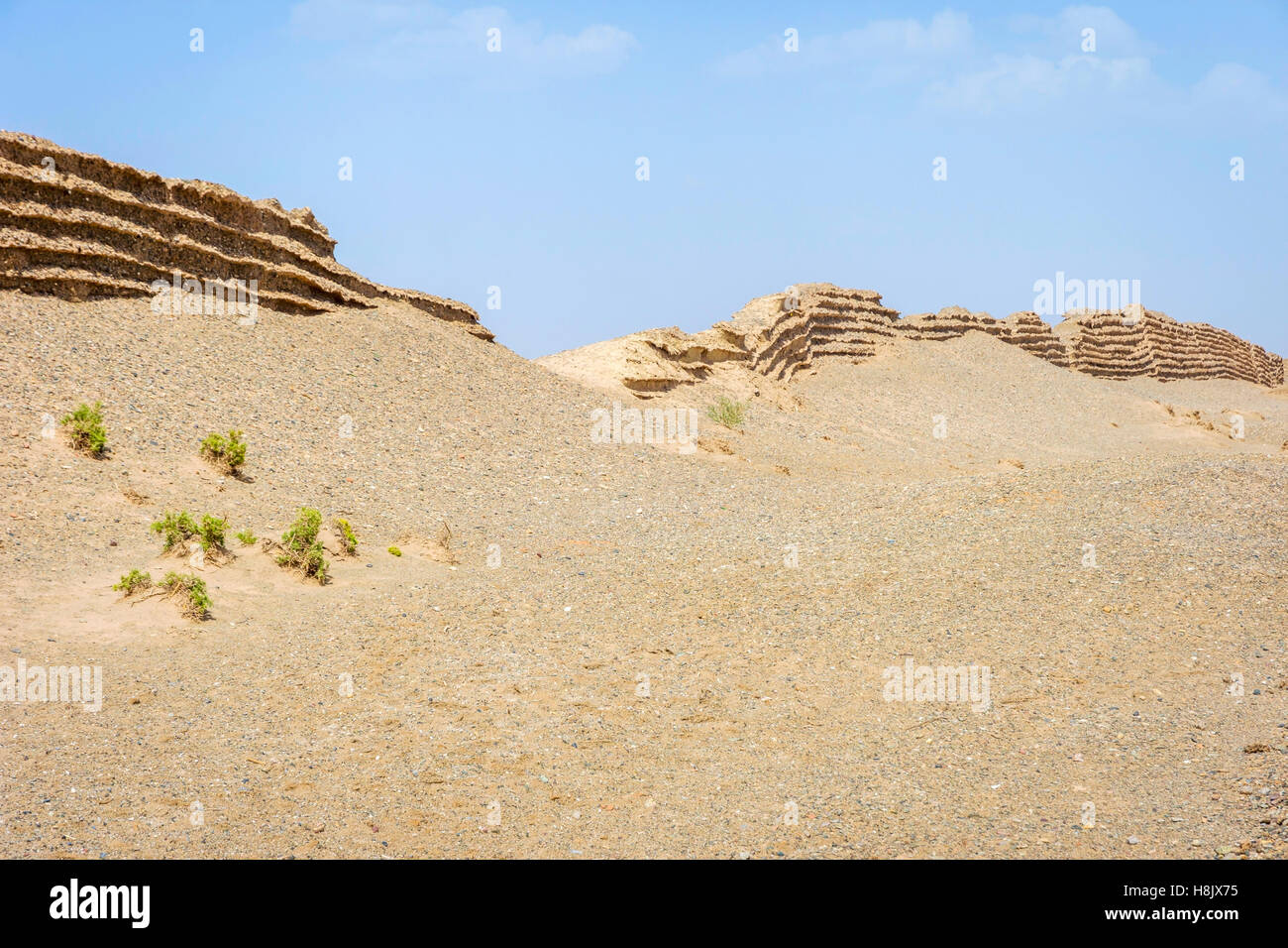 Great Wall Of China Detail Stock Photos & Great Wall Of China Detail ...