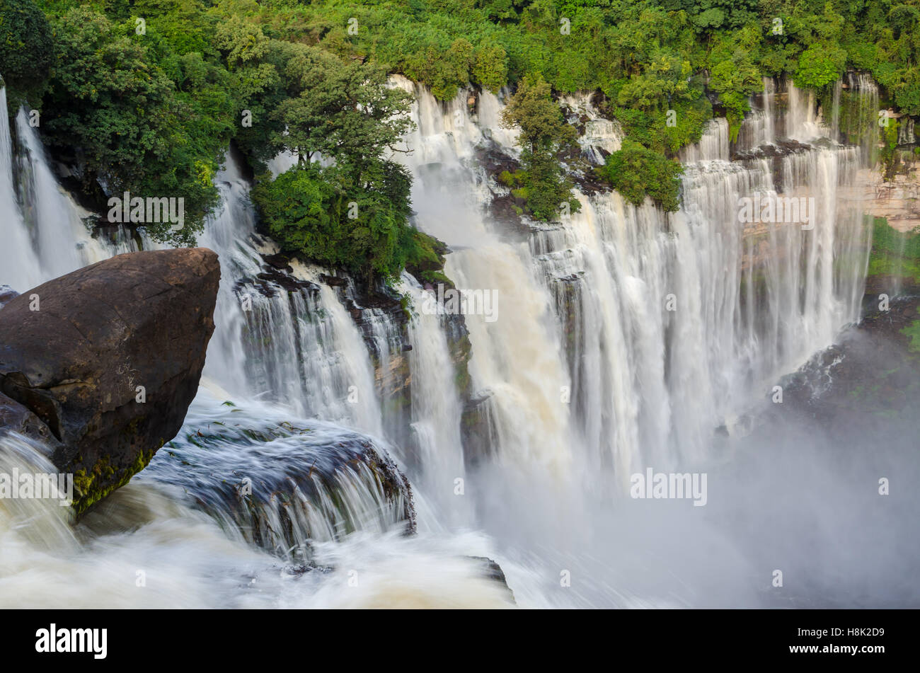 Water Nature Waterfall Tourism Body Of Rainbow Landscapes Werfall Feature Sustaility Cataracts Angola Atmospheric